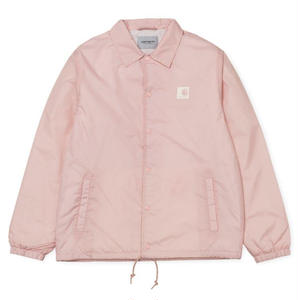CARHARTT WIP SPORTS COACH JACKET PINK
