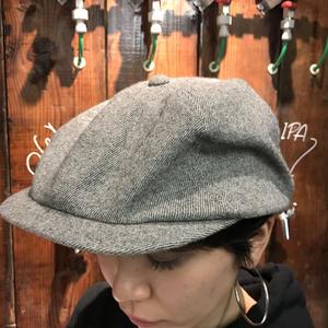 Diaspora skateboards × Noroll Wool hunting  GREY