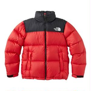 THE NORTH FACE NUPTSE JACKET RED