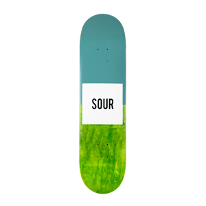 SOUR SOUR PILL GREEN 8.0 INCH