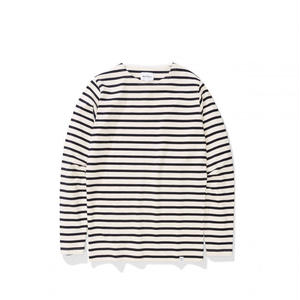 NORSE PROJECTS GODTFRED CLASSIC COMPACT LONGSLEEVE ECRU