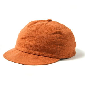 TIGHTBOOTH PRODUCTION SEERSUCKER UMPIRE CAP ORANGE