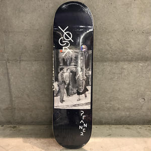 YOGRT SKATEBOARDS CHRIS PFANNER DECK 8.28inch