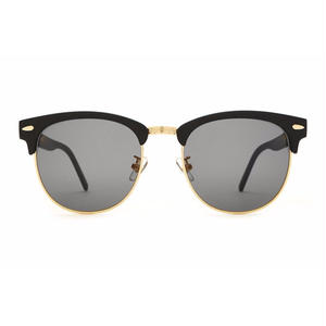 CRAP EYEWEAR THE NUDIE CLUB FLAT BLACK