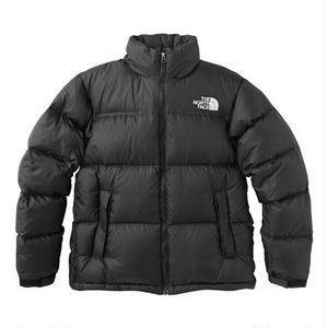 THE NORTH FACE NUPTSE JACKET BLACK
