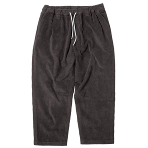 TIGHTBOOTH PRODUCTION BAGGY CODE PANT CHARCOAL