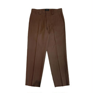 MAIDEN NOIR  WORK TROUSER  BROWN