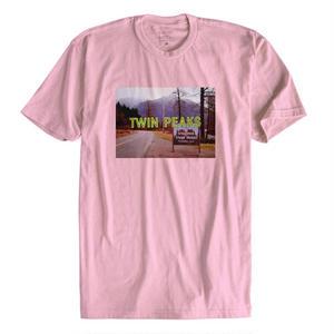 TWIN PEAKS × HABITAT Opening Title Pink