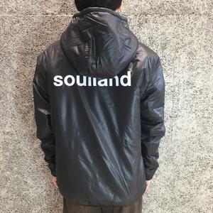 SOULLAND  TRACY JACKET   BLACK