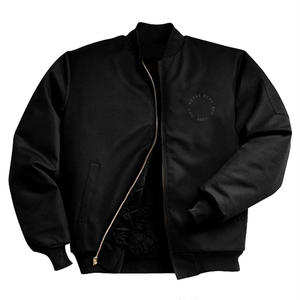 HOTEL BLUE WORK JACKET BLACK