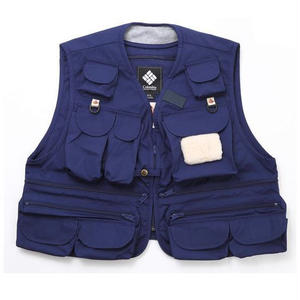 COLUMBIA BLACK LABEL × MOUNTAIN RESEARCH CARBONATE BROOK VEST  NAVY