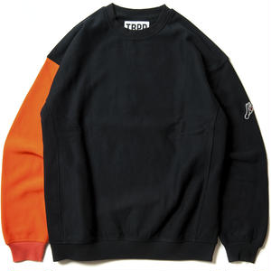 TIGHTBOOTH PRODUCTION CYBORG CREW SWEAT BLACK