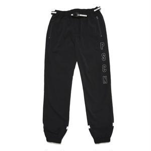 PSCN NYLON PANTS BLACK