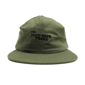 THE DUCT TAPE YEARS    CAP  OLIVE