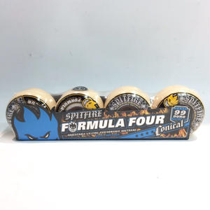 SPITFIRE WHEELS FORMURA FOUR CONICAL 99DURO