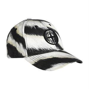 STONE ISLAND WHITE TIGER CAMO CAP