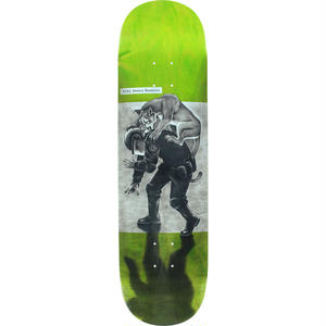 REAL SKATEBOARDS DENNIS BUSENITZ REVOLT DECK 8.06
