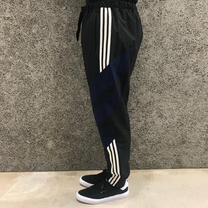 ADIDAS SKATEBOARDING 3ST WIND PANTS BLACK