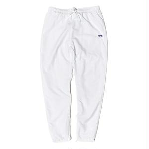 RAISED BY WOLF GEOWULF TRACK PANTS WHITE