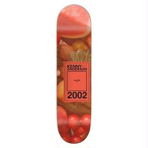 CHOCOLATE SKATEBOARDS INAUGURAL ANDERSON 8.125inch