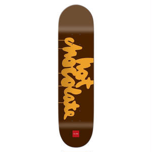 HOCOLATE SKATEBOARDS HOT CHOCOLATE DECK 8.25inch