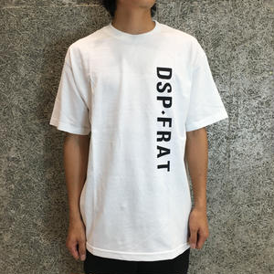 DIASPORA SKATEBOARDS 95-96 TEE WHITE