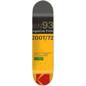 GIRL SKATEBOARDS ×KODAK DECK MIKE CARROLL 7.81