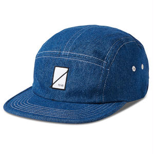 Numbers Edition EDITION SYMBOL HAT-DENIM CAMP CAP INDIGO