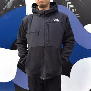 THE NORTH FACE DENALI HOODIE BLACK