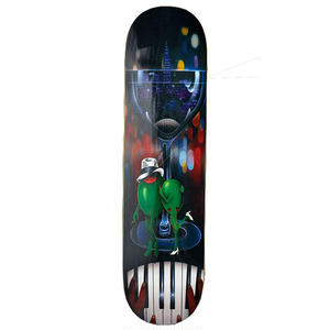 Numbers Edition ERIC KOSTON DECK-Edition 3 8.25inch