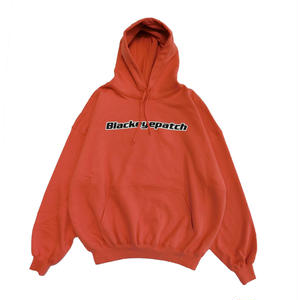 BLACK EYE PATCH LOGO HOODIE APRICOT