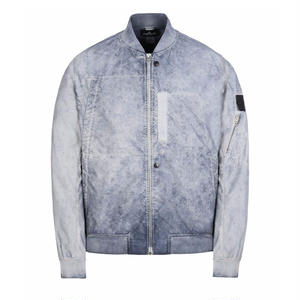 STONE ISLAND SHADOW PROJECT ASYM BOMBER JACKET WITH DROP AND GATEWAY POCKETS