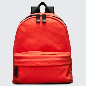 ALEXANDER WANG CLIVE BACKPACK SAFETY  ORANGE