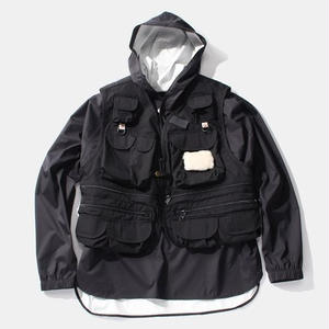 COLUMBIA BLACK LABEL × MOUNTAIN RESEARCH HENRYS POINT BEST  BLACK