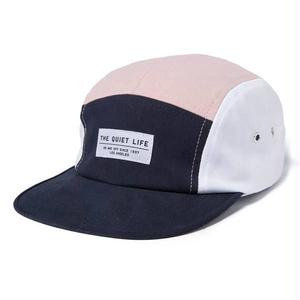 THE QUIET LIFE BOARDWALK 5 PANEL CAMPER HAT NAVY