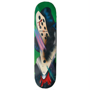 Numbers Edition RODRIGO TEIXEIRA DECK-Edition 3 8.0inch