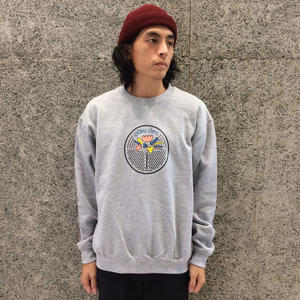 PARK DELICATESSEN MANHO CREW SWEATSHIRT GREY
