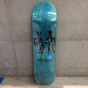 POLAR SKATE CO. TEAM  FLAT EARTH 8.25inch