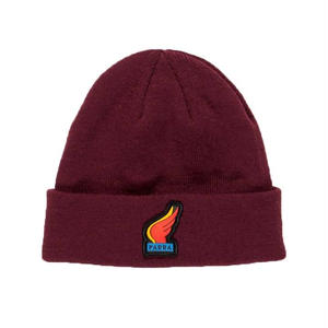 BY PARRA BEANIE WINGS EGGPLANT