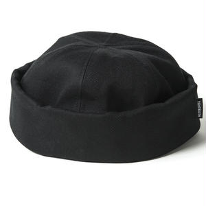 TIGHTBOOTH PRODUCTION COTTON ROLL CAP BLACK
