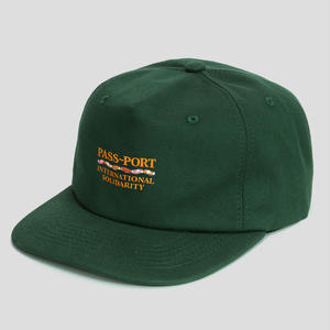 PASS~PORT  INTERSOLID CAP GREEN