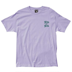 THE QUIET LIFE DIE OR DIE TEE LILAC