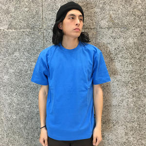 ALEXANDER WANG  HIGH TWIST SHORT SLEEVE   BLUE