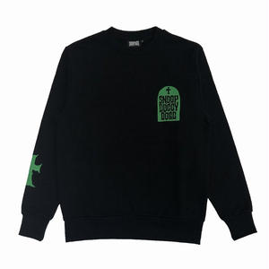 SSS WORLD CORP × SNOOP DOGG  TOMBSTONE  CREWNECK SWEAT
