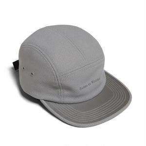 RAISED BY WOLVES 3M VISOR CAMP CAP GREY