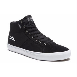 LAKAI FLACO HIGH BLACK SUEDE