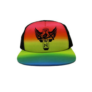 SEXTOWN  TRUCKER CAP MULTI