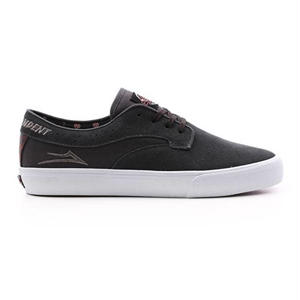 LAKAI X INDEPENDENT RILEY HAWK CHARCOAL SUEDE