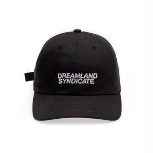 DREAMLAND SYNDICATE CORE LOGO CAP BLACK
