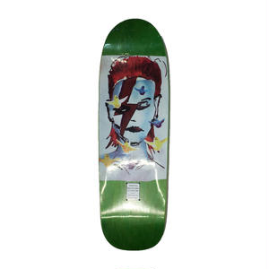 PRIME HERITAGE MARK GONZALES x JASON LEE BOWIE DECK 9.5